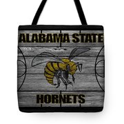 Alabama State Hornets Tote Bag