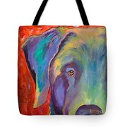 Aladdin Tote Bag by Pat Saunders-White