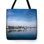 Alamito Bay Marina Tote Bag