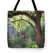Alamo At Dusk Tote Bag