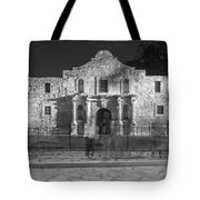 Alamo In Texas  Tote Bag