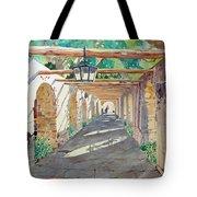 Alamo Walkway Tote Bag