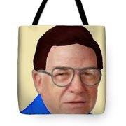Alan Bachman Tote Bag