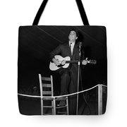 Alan Lomax (1915-2002) Tote Bag