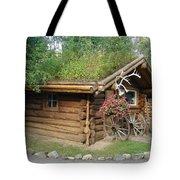 Alaska Building 2 Tote Bag