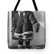 Alaska Eskimo Girl Tote Bag