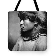 Alaska Eskimo Man, C1906 Tote Bag