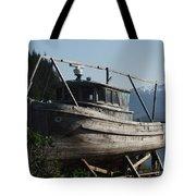 Alaska Ketchikan Dry Dock Tote Bag
