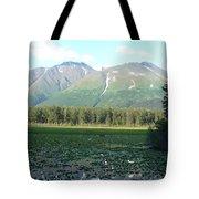 Alaska Lake 2 Tote Bag
