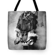 Alaska Mother And Child Tote Bag