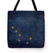 Alaska State Flag Tote Bag