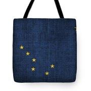 Alaska State Flag Tote Bag by Pixel Chimp