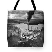 Alaska Steamboat, 1920 Tote Bag
