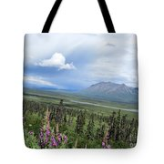 Alaska Through My Eyes Tote Bag
