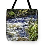 Alaskan Creek - Ketchikan Tote Bag