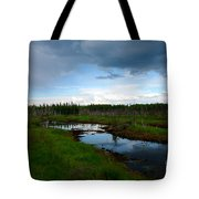 Alaskan Moose 3 Tote Bag
