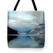Alaskan Splendor Tote Bag