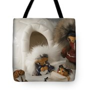 Alaskan Winter Tote Bag
