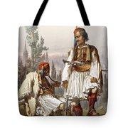 Albanians, 1865 Tote Bag