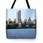 Albany Skyline Tote Bag