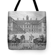 Albemarle House, Formerly Clarendon Tote Bag
