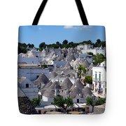Alberobello's Trulli Tote Bag