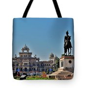 Albert Hall - Jaipur India Tote Bag