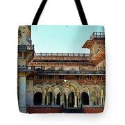 Albert Hall 2 - Jaipur India Tote Bag
