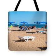 Albufeira Beach Tote Bag