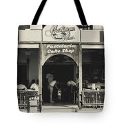 Albufeira Street Series - Martinique Velha Tote Bag