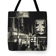 Albufeira Street Series - The Cottage I Tote Bag