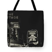 Albufeira Street Series - The Cottage II Tote Bag