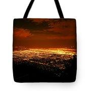 Albuquerque New Mexico  Tote Bag