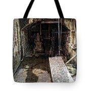 Alcatraz Island Morgue Tote Bag