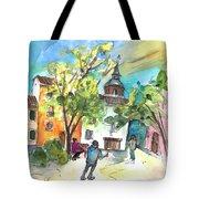 Alcazar De San Juan 02 Tote Bag
