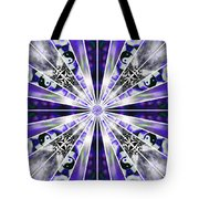 Alchemical Flowers Tote Bag
