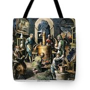 Alchemy: Laboratory Tote Bag