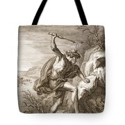 Alcyone And Ceux Transformed Tote Bag