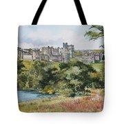 Alnwick Castle Tote Bag