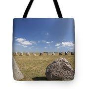 Ales Standing Stones Tote Bag