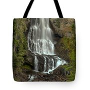 Alexander Falls - Whistler Bc Tote Bag