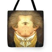 Alexander Hamilton Invert Tote Bag