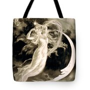 Alexander Herrmann, French Magician Tote Bag by Photo Researchers