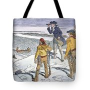 Alexander Mackenzie (1764-1820) Tote Bag