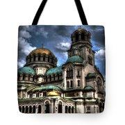 Alexander Nevski Cathedral Tote Bag