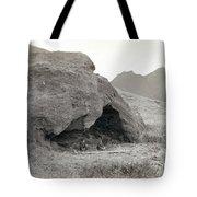Alexander Selkirk Cave Tote Bag