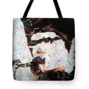Alexander With Sax Tote Bag