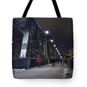 Alexandra Bridge Tote Bag