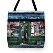Alexandre Paris France Tote Bag