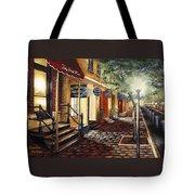 Alexandria At Dawn Tote Bag